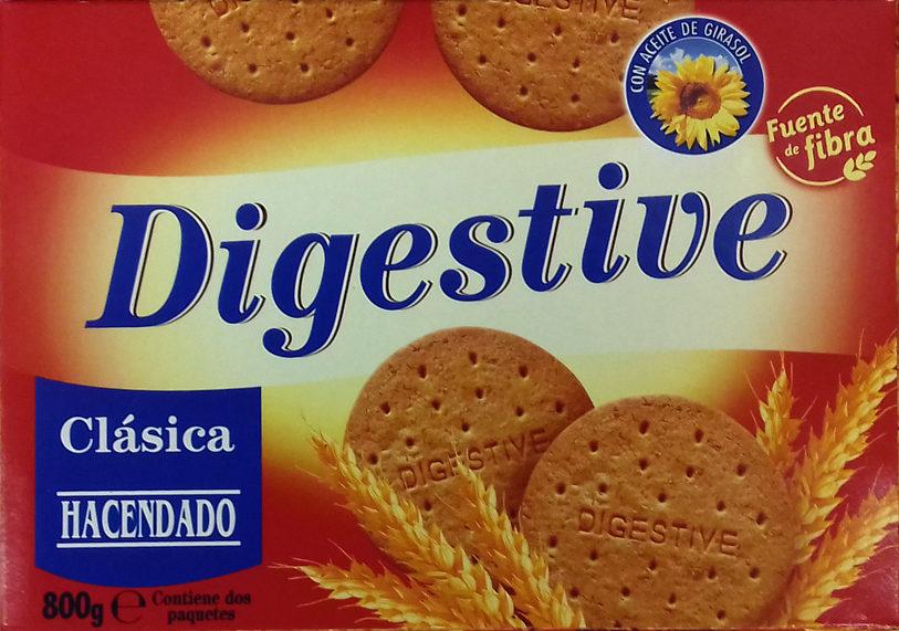 Galletas digestive clásica - Prodotto - es