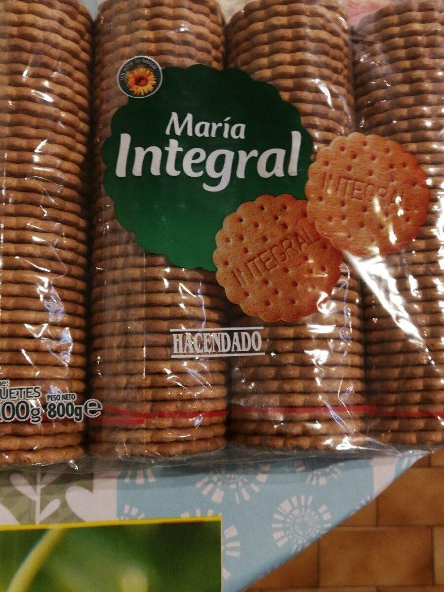 Maria integral - Producte - es