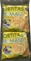 Tortitas de maíz - Product - es
