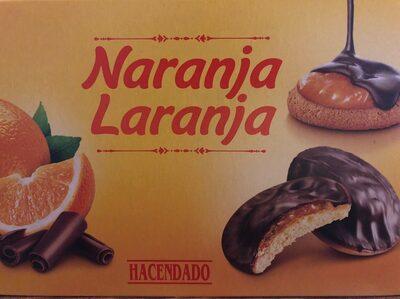 Galletas de naranja - Producto - es