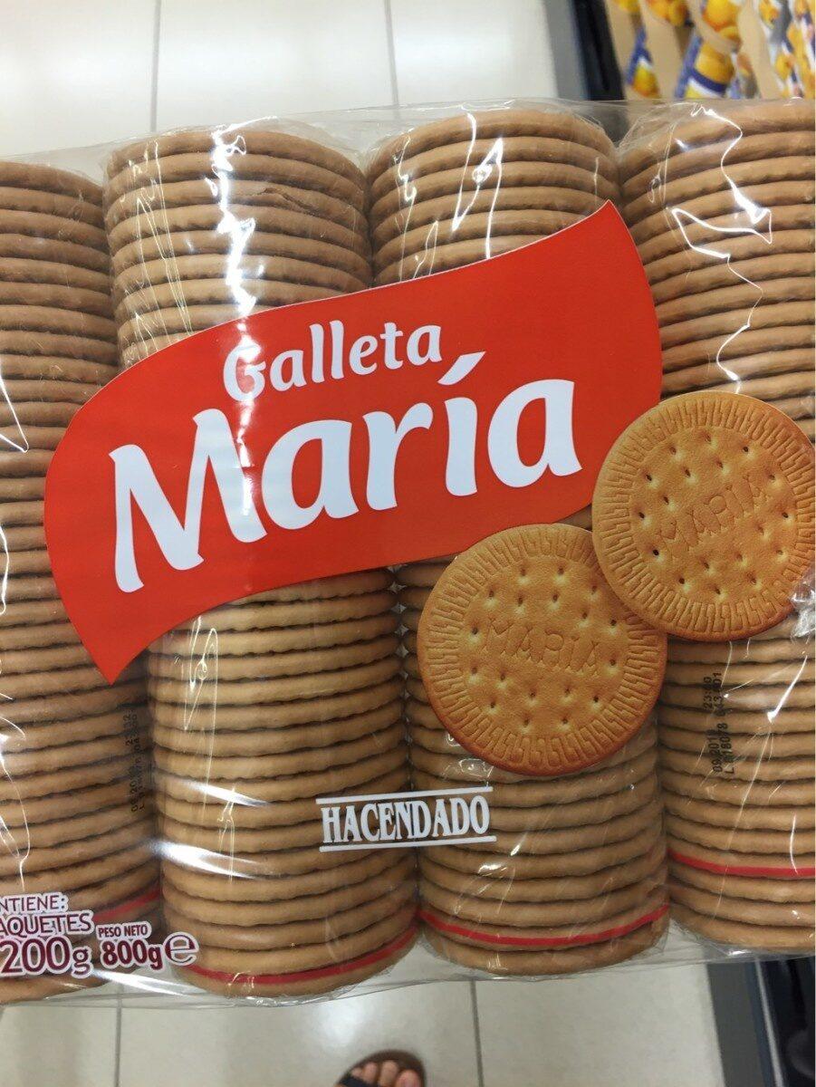 María Tradicional. Galletas María - Producto