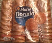 Galletas María Dorada Hacendado - Produit