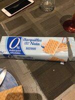 Barquillos de nata - Producto - es