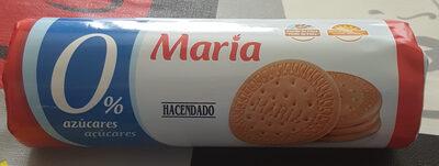 Maria 0% azúcares - Producto - es