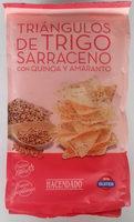 Triángulos de trigo sarraceno - Producto