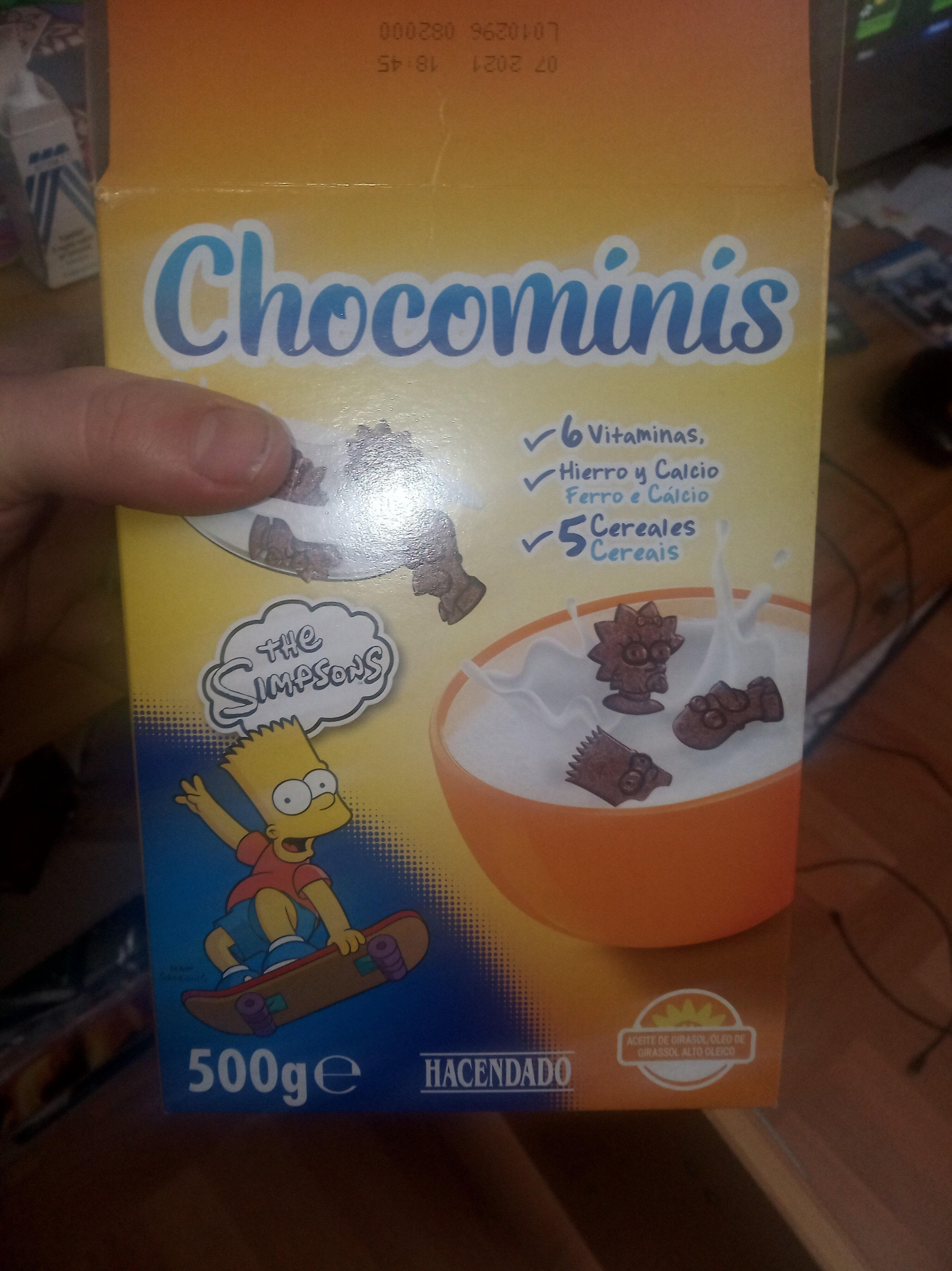 Chocominis - Product - es
