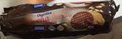 Digestive avena chocolate - Producto - es