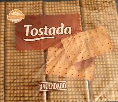 Galleta tostada - Producto