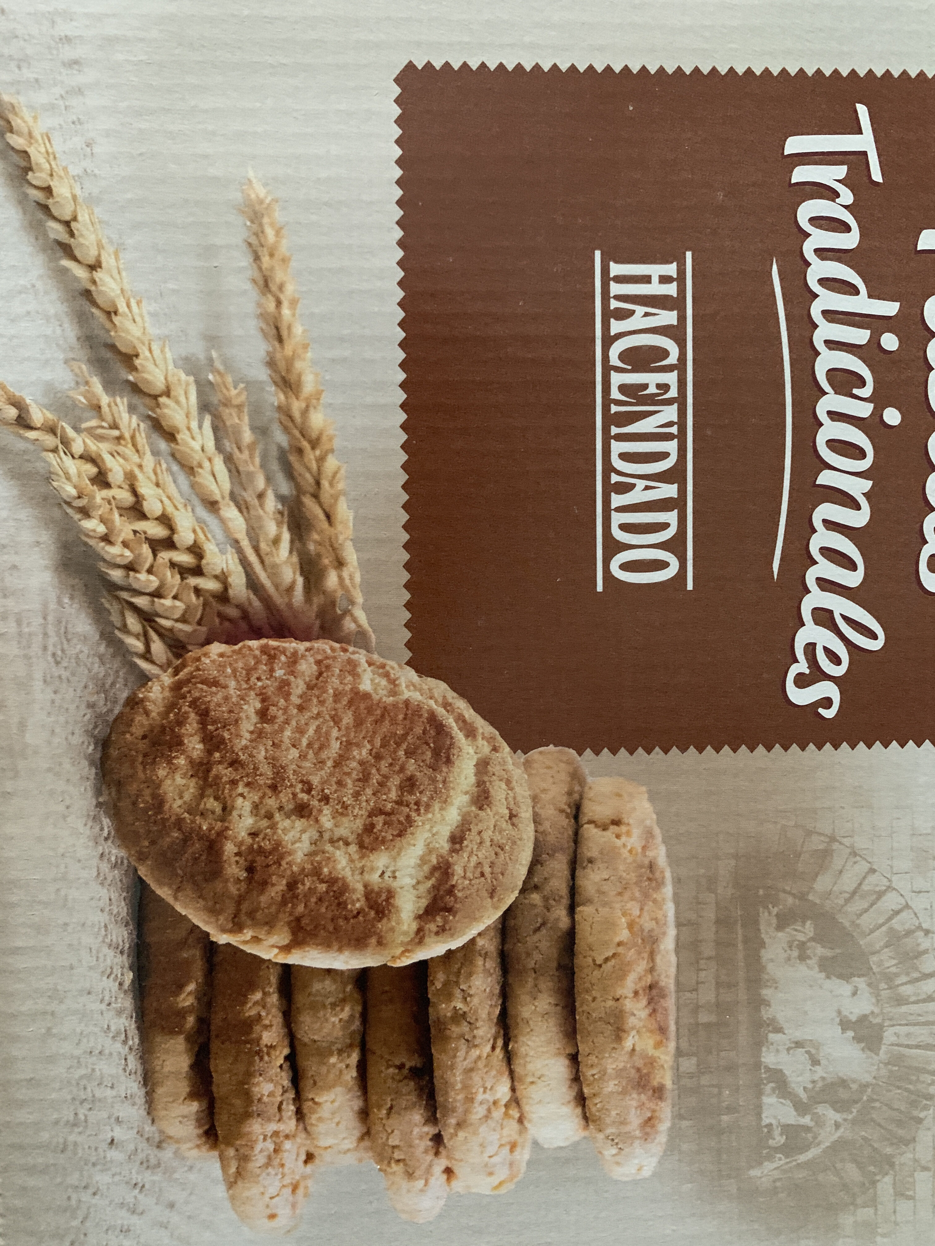 Pastas tradicionales - Producte