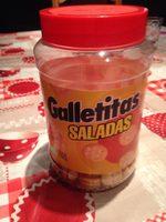 Galletitas saladas - Producto