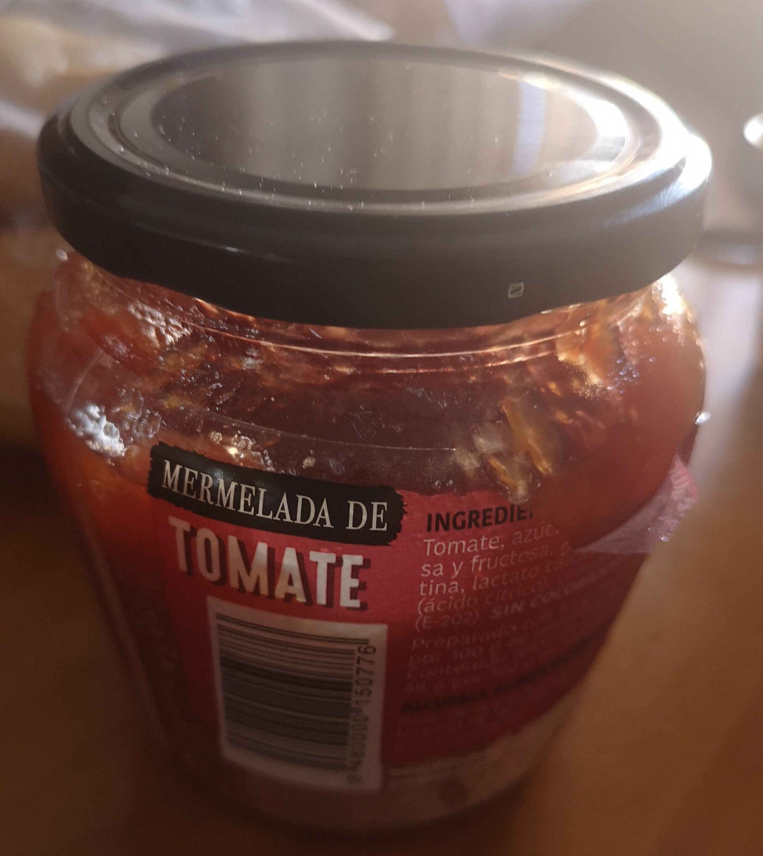 Mermelada de tomate - Ingredientes