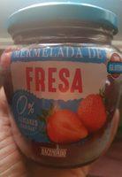Mermelada de fresa 0% azúcares - Producto