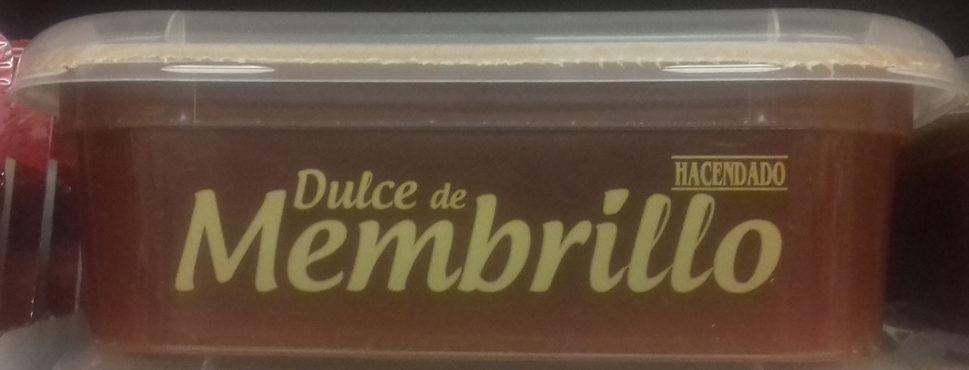 Dulce De Membrillo - Producto - es