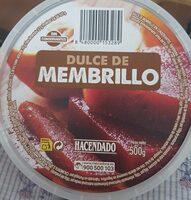 Dulce de Membrillo - 营养成分 - es