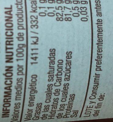 Miel de eucalipto - Ingredientes