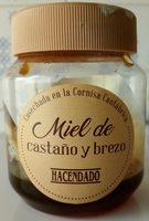 Miel de castaño y brezo - Product - es