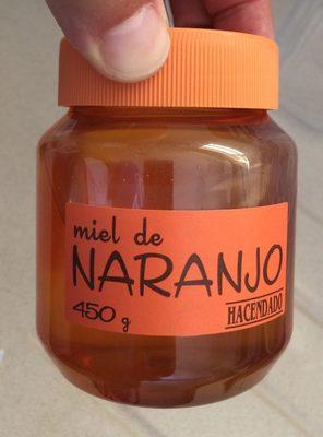 Miel de naranjo - Producto - es