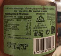 Miel de romero - Ingredientes - es