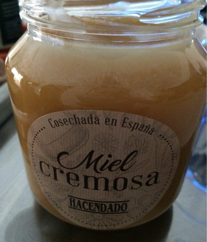 Miel de flores cremosa - Produit - fr