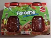 Tomate para untar con aceite de oliva - Product