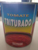 Tomate triturado - Produit