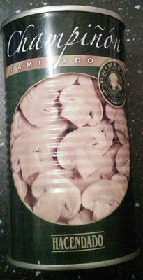Champiñon - Producto