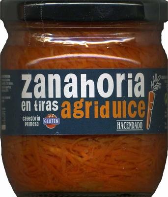 Zanahoria en tiras - Product