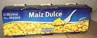 Maiz dulce - Producto
