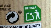 Brotes germinados - Recyclinginstructies en / of verpakkingsinformatie - es
