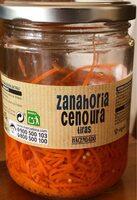 Zanahorias cenoura en tiras - Produit - es