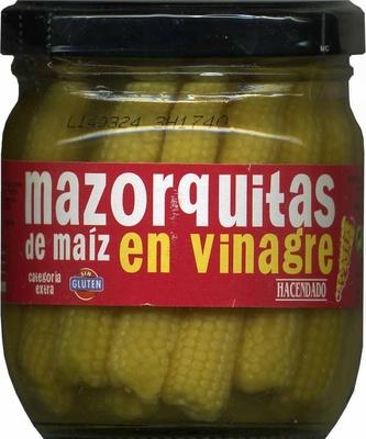 Mazorquitas de maíz en vinagre - Product