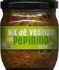 Mix de vegetales con pepinillo - Product