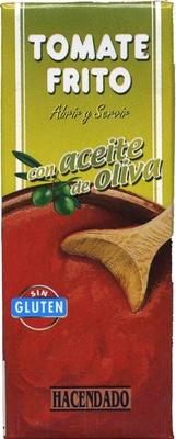 Tomate frito con aceite de oliva - Producte