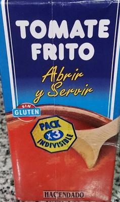 Tomate frito abrir y servir - Producto - es