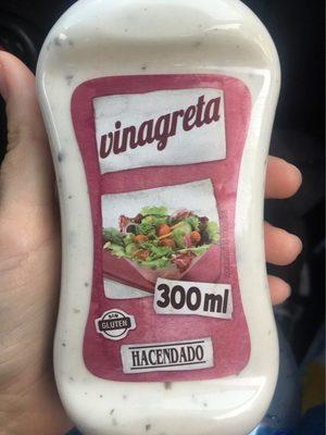 Vinagreta - Produit