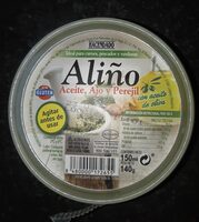 Aliño - Ingredients - es