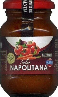 Napolitana - Product - es