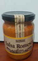 Salsa Romesco Hacendado - Producto - es
