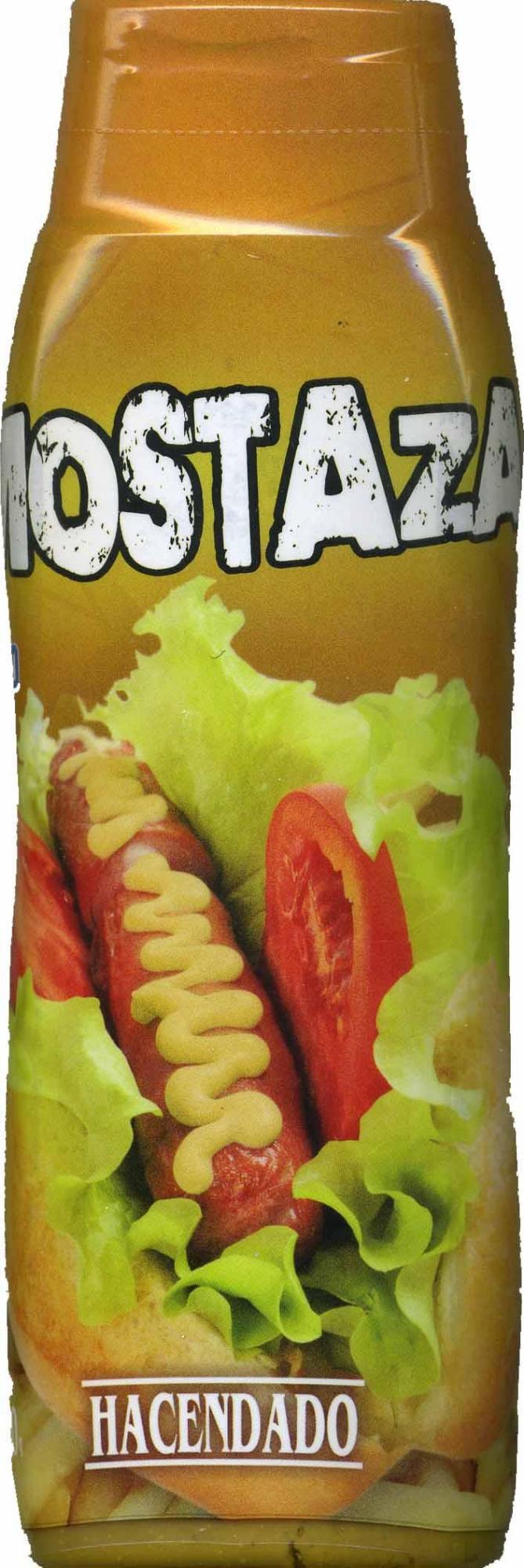 Salsa de mostaza - Producto