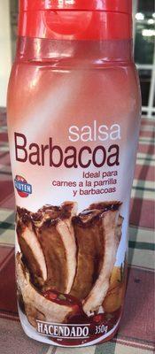 Salsa barbacoa - Producto - es