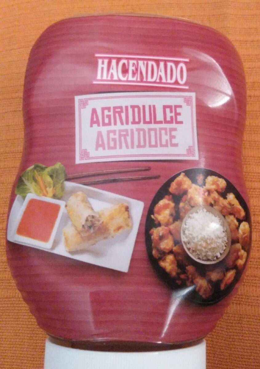 Salsa Agridulce - Producte - es
