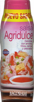 Salsa Agridulce - Producte