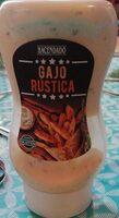 Salsa para patatas gajo rústica - Produit