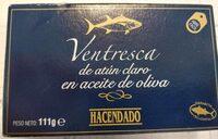 Ventresca de atún en Aceite de Oliva - Product