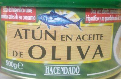 Atún en aceite de oliva - Produit