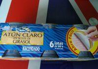 Atún Claro en Aceite de Girasol - Producto - es