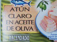Atún claro en aceite de oliva - Produit - es