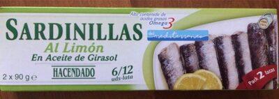 Sardinillas - Producte