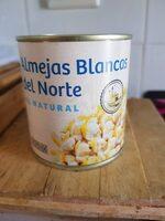 Almejas blancas del norte - Product