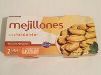 Mejillones en escabeche - Product